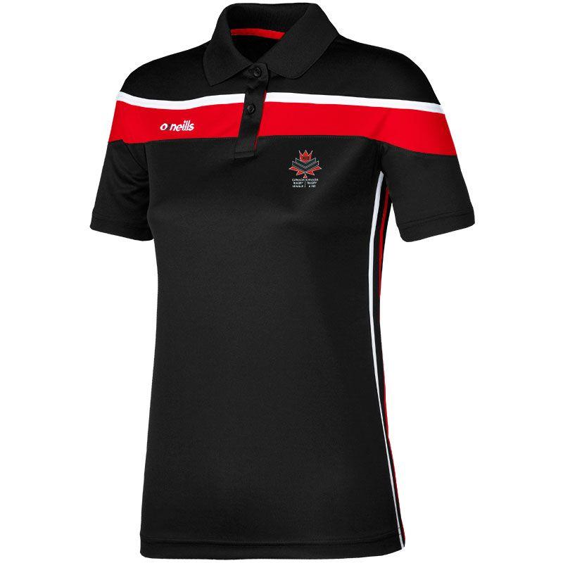 Canada Rugby League Women's Auckland Polo Shirt