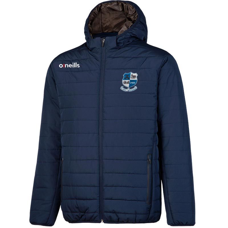 Croagh Kilfinny GAA Solar Boys Hooded Padded Jacket