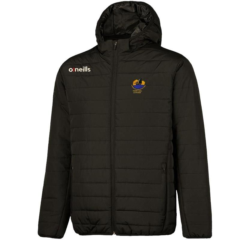 Cumann Peile Naomh Anna Solar Boys Hooded Padded Jacket