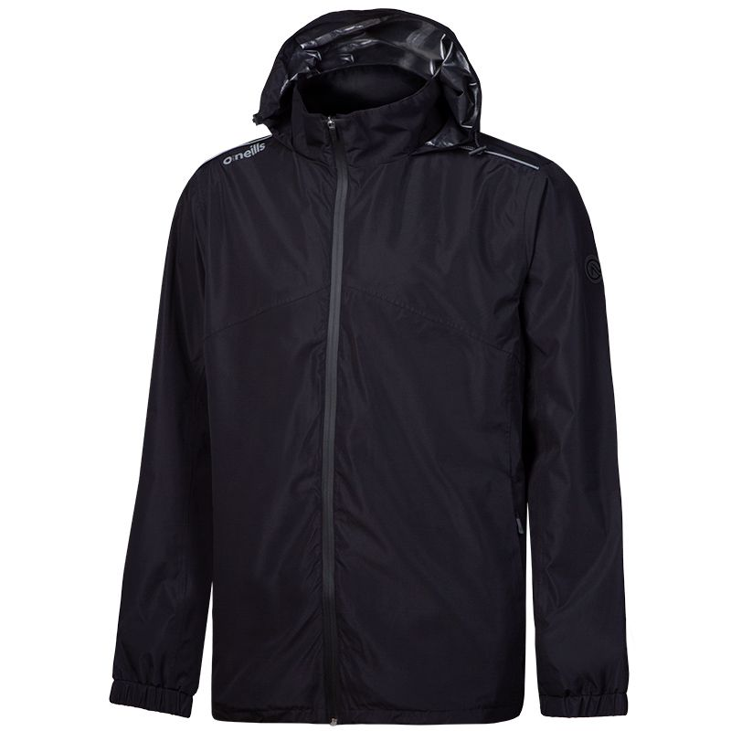 Men's Dalton Rain Jacket Black