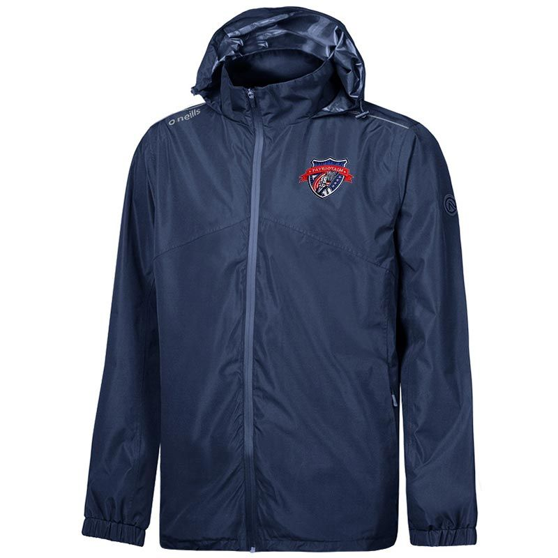 Chicago Patriots Dalton Rain Jacket