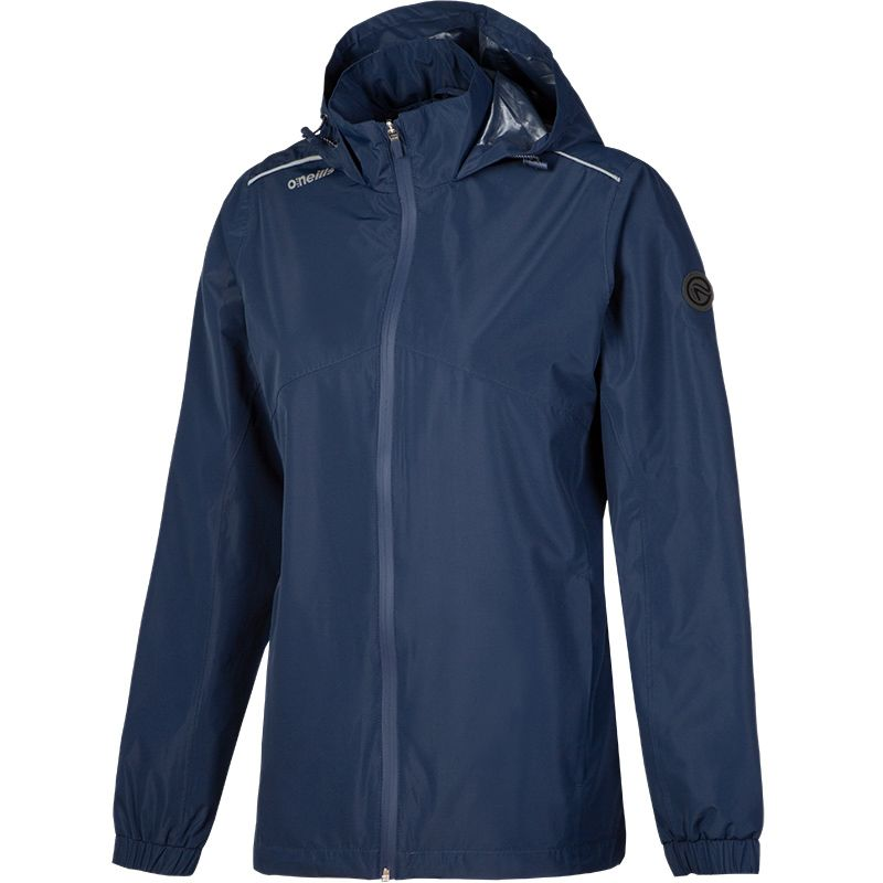 Women's Dalton Rain Jacket Marine