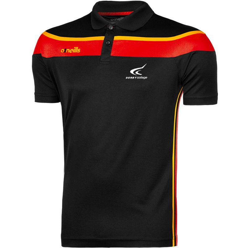 Derby College Auckland Polo Shirt