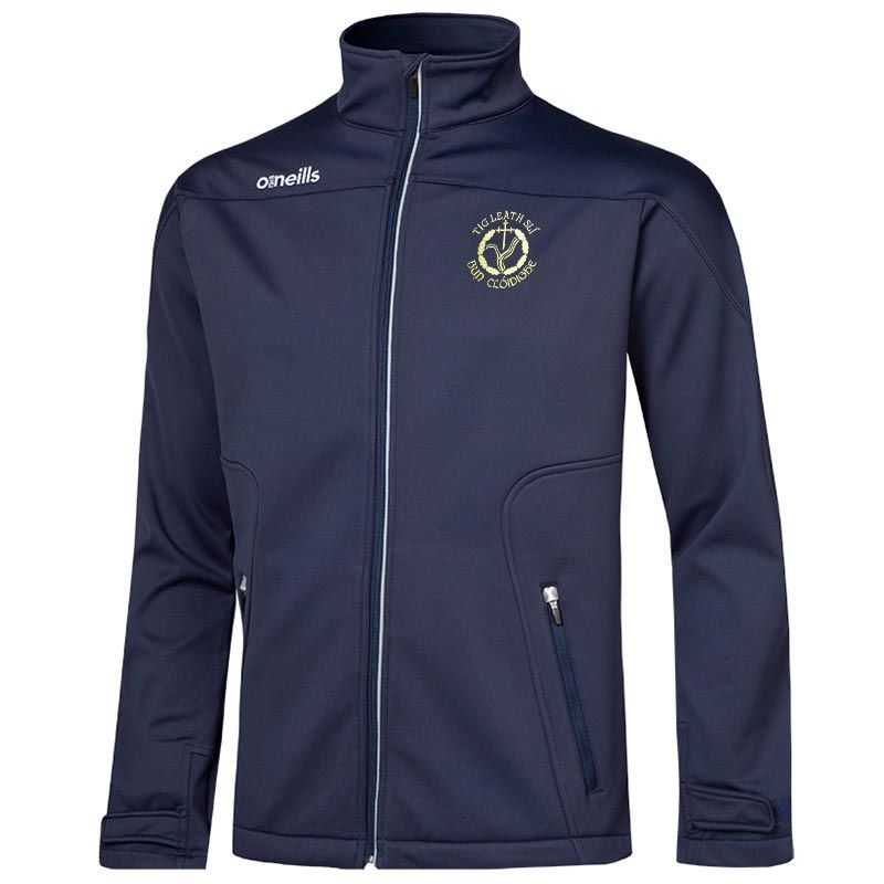 HWH Bunclody GAA Club Decade Soft Shell Jacket