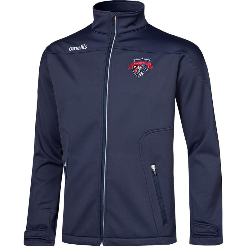Chicago Patriots Kids' Decade Soft Shell Jacket