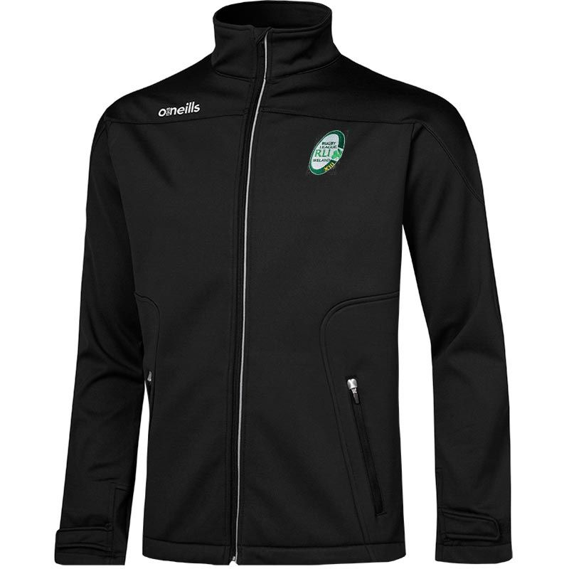 Rugby League Ireland Kids' Decade Soft Shell Jacket