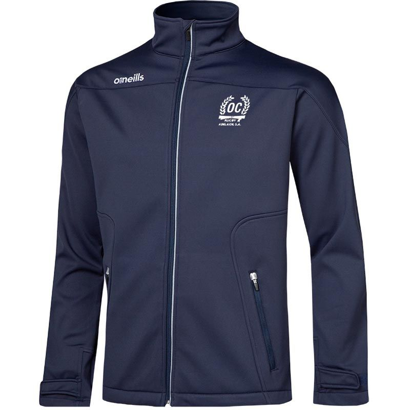 Old Collegians Rugby Club Kids' Decade Soft Shell Jacket