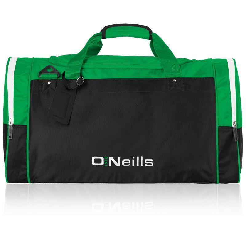 Denver Bag (Black/Emerald/White)