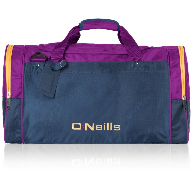 Denver Bag (Marine/Purple/Amber)