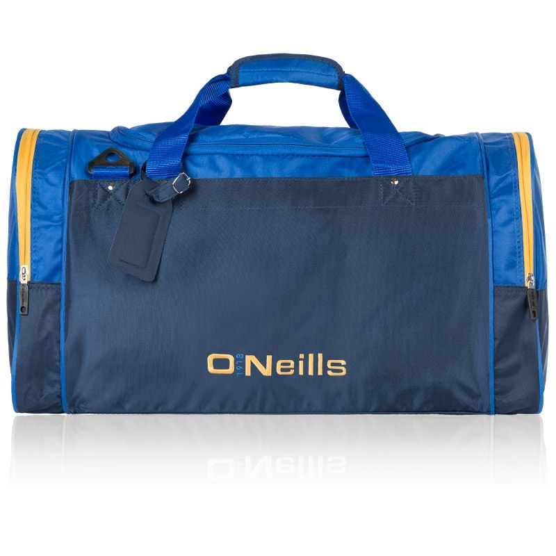 Denver Bag (Marine/Royal/Amber)