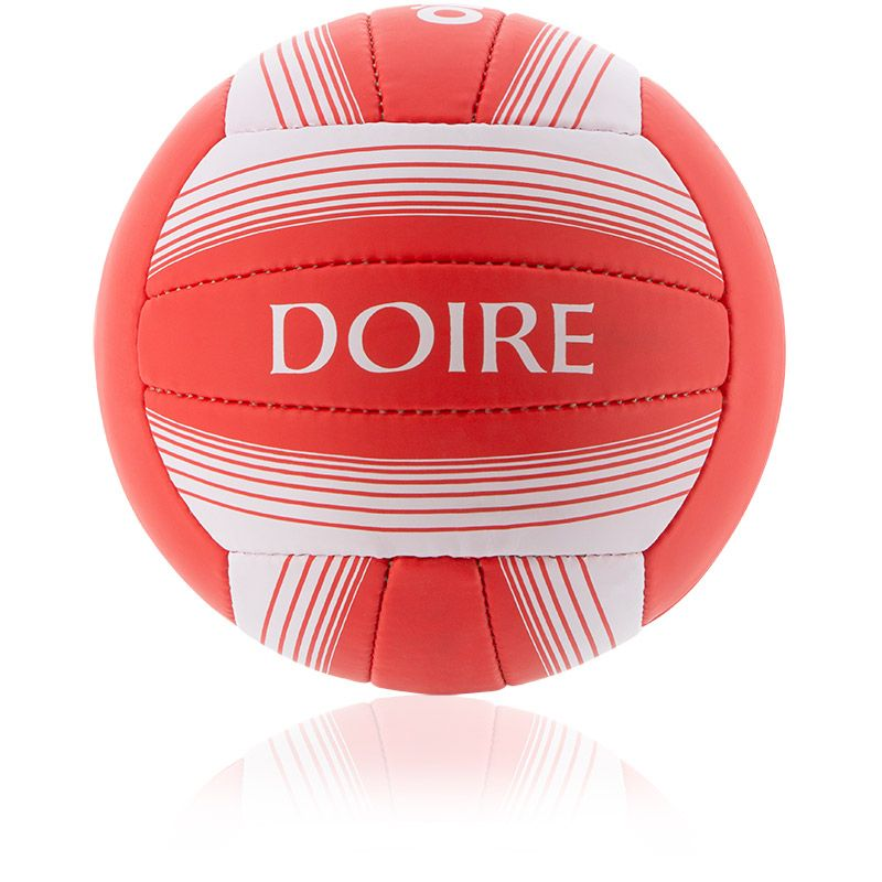 Derry GAA Inter County Football Red / White
