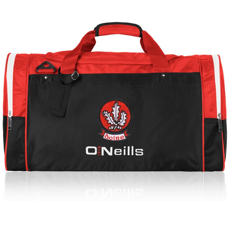 Derry GAA Denver Bag Black / Red / White