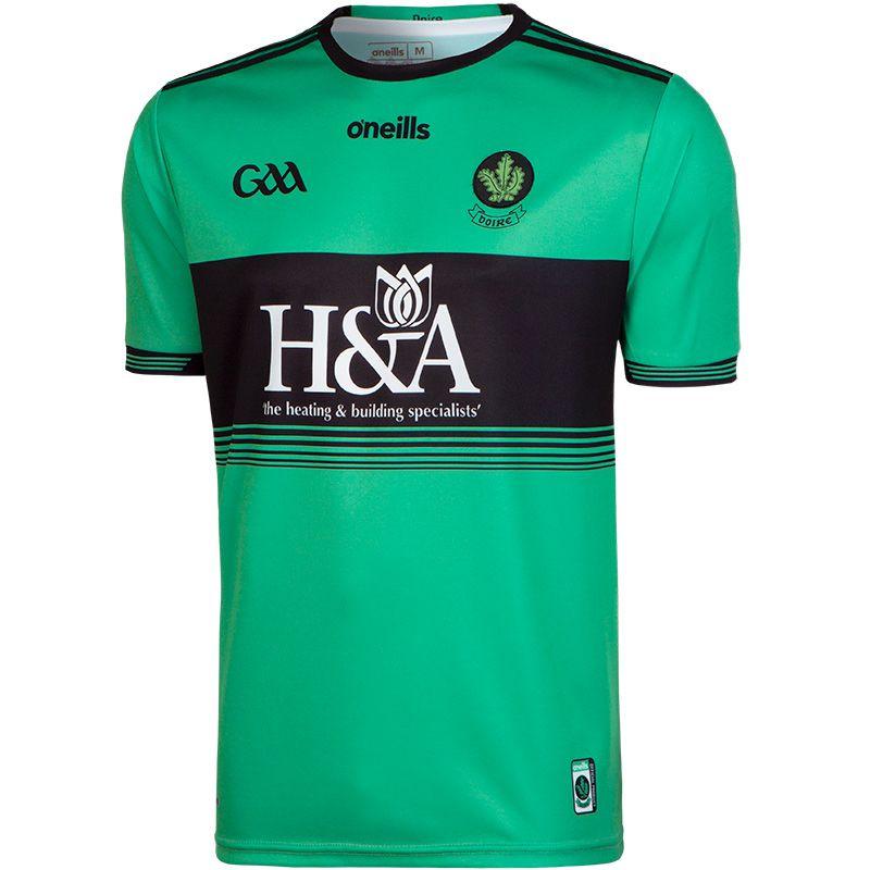 Derry GAA 2 Stripe Player Fit Goalkeeper Jersey
