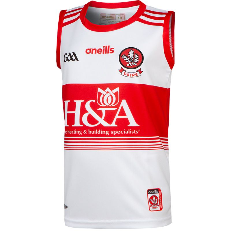 Derry GAA Kids' Vest