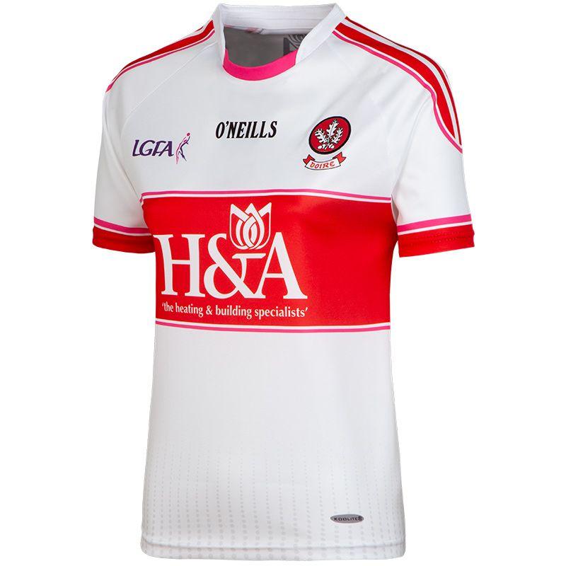 Derry LGFA Jersey