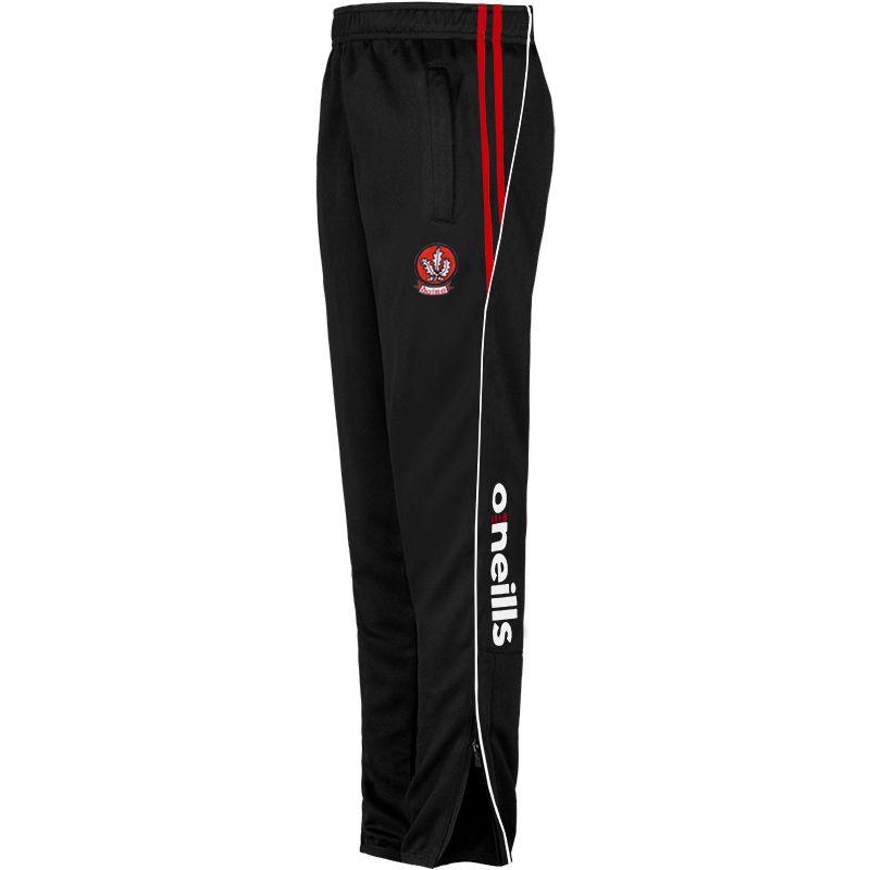 Derry GAA Solar 2S Squad Skinny Pants (Black/Red/White) (Kids)