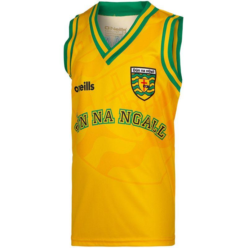 Donegal GAA Kids' Basketball Vest