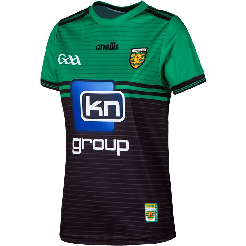 Donegal GAA Women's Fit 2 Stripe Goalkeeper Jersey
