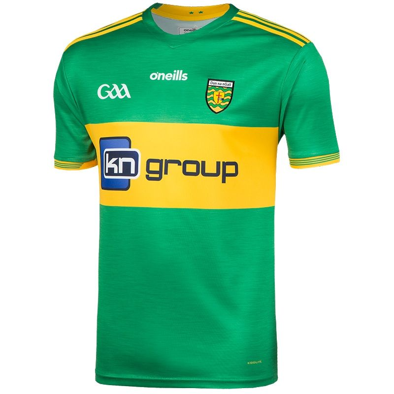 Donegal GAA 2-Stripe Player Fit Away Jersey