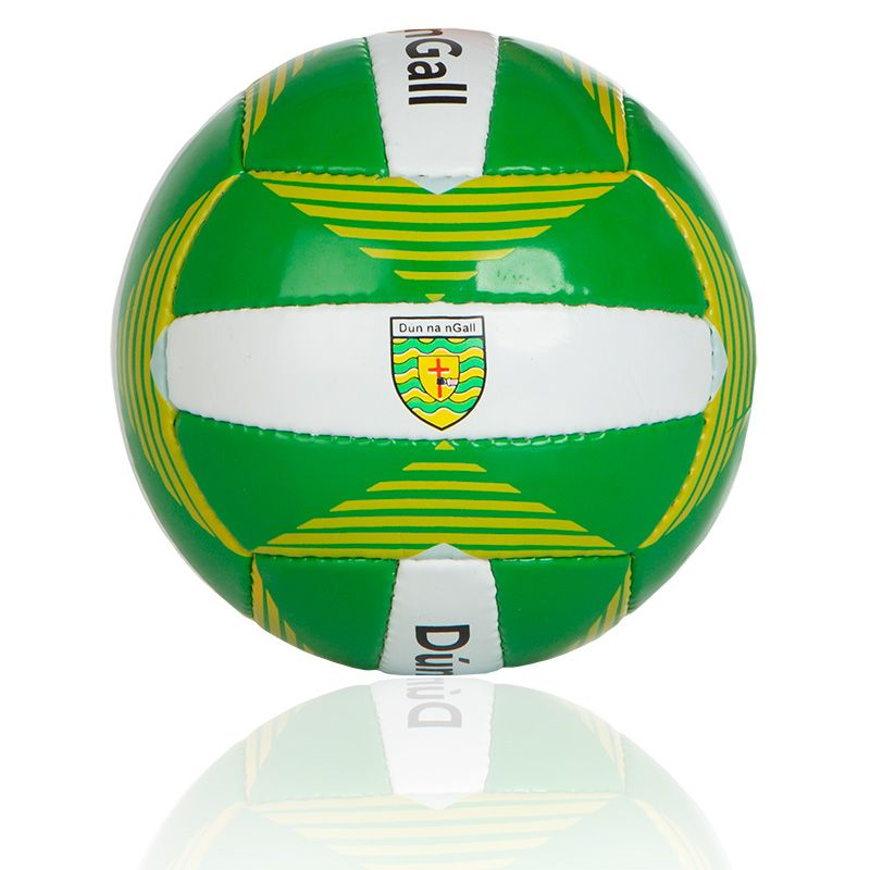 Donegal GAA All Ireland Gaelic Football (Emerald/Amber/White) (Midi)