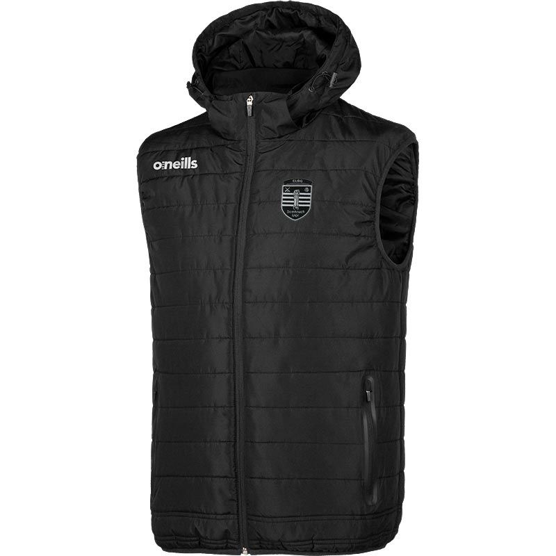 Donoughmore GAA Kids' Solar Hooded Gilet