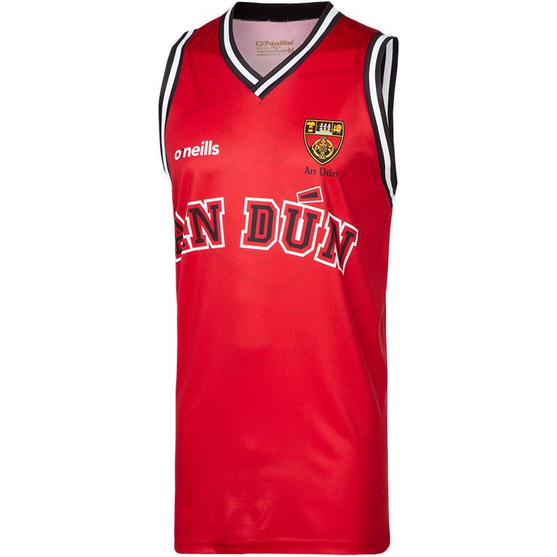 Down GAA Basketball Vest