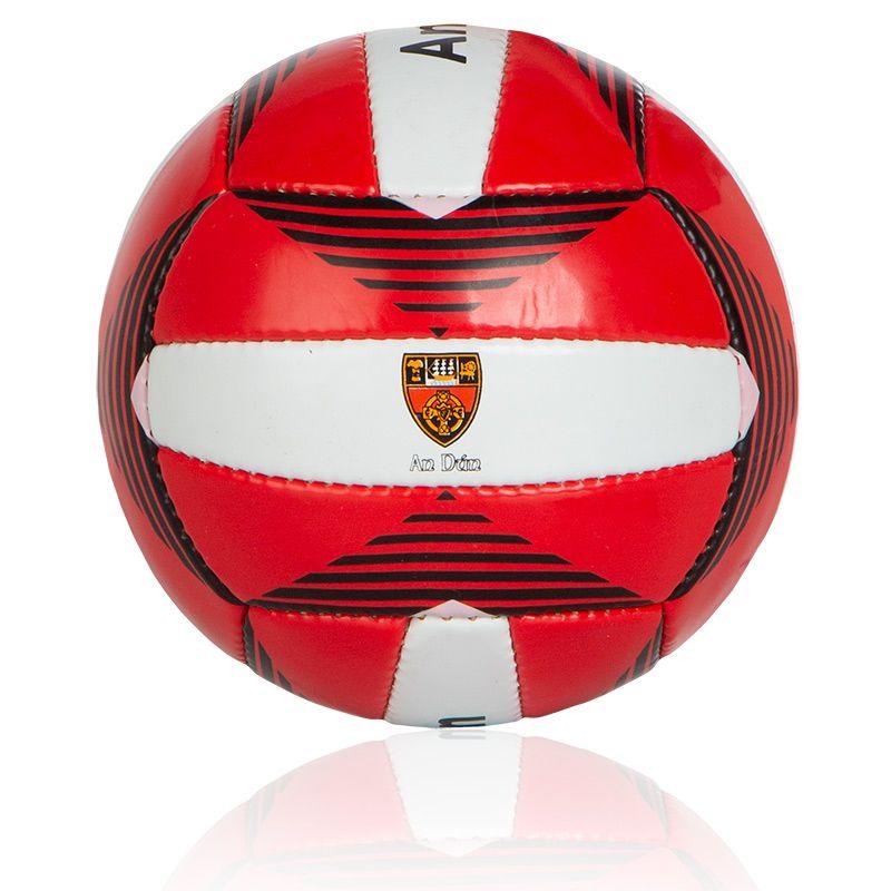 Down GAA All Ireland Gaelic Football (Red/White/Black) (Midi)
