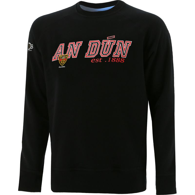 Down GAA Men's Pembroke Fleece Sweatshirt Black