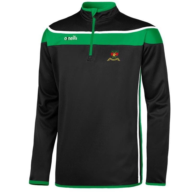 Downpatrick Cricket Club Auckland Squad Half Zip
