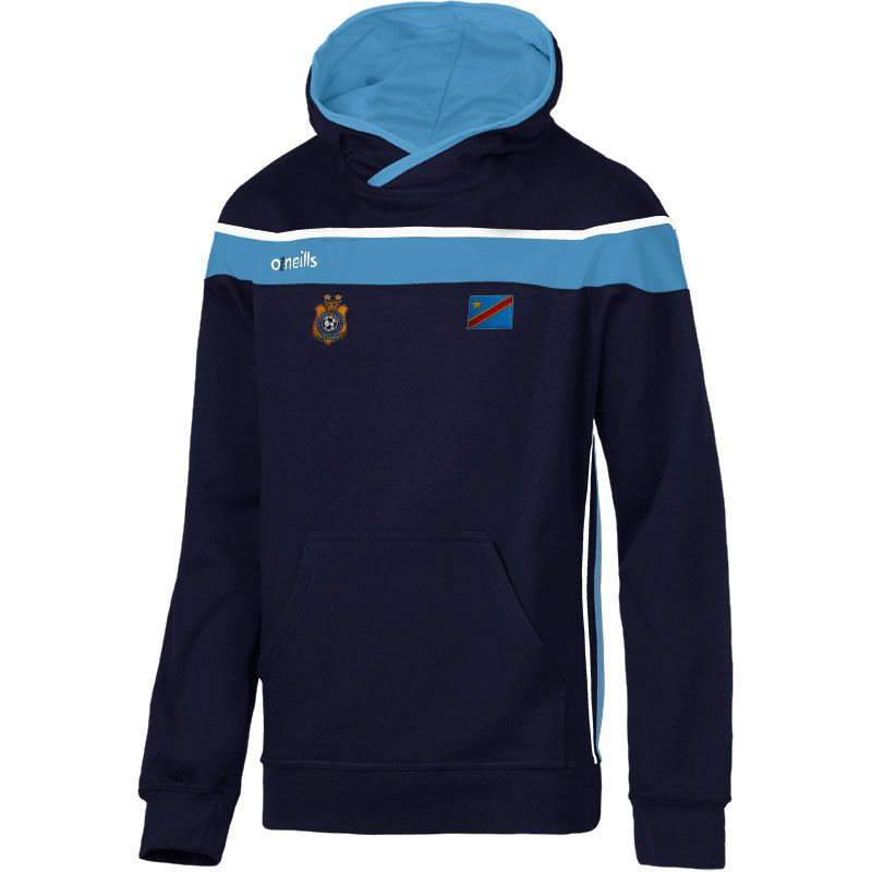 Democratic Republic of Congo Kids' Auckland Hooded Top