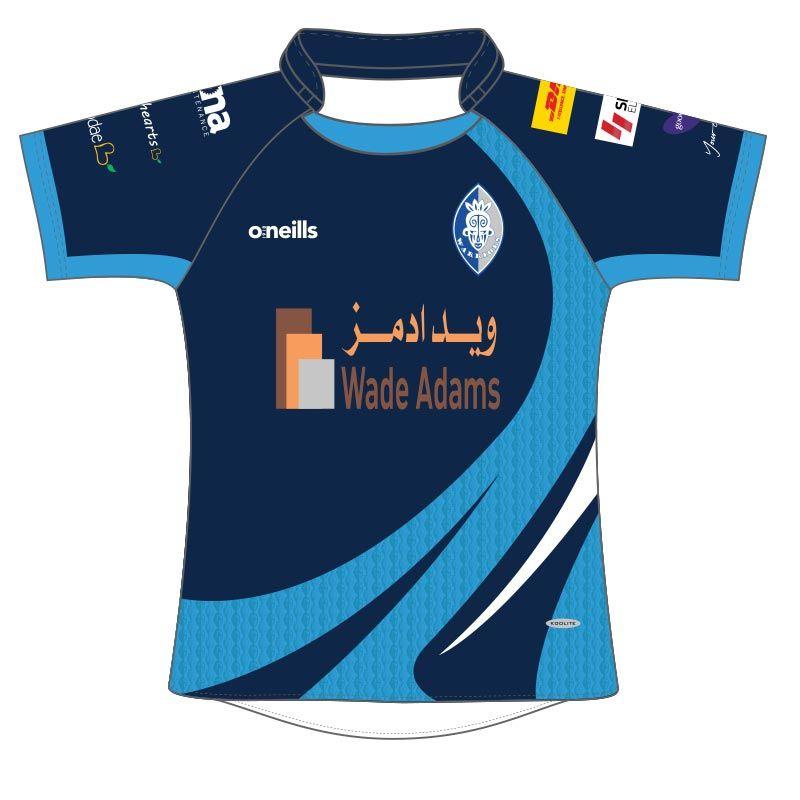Dubai Warriors Rugby Jersey (Kids)