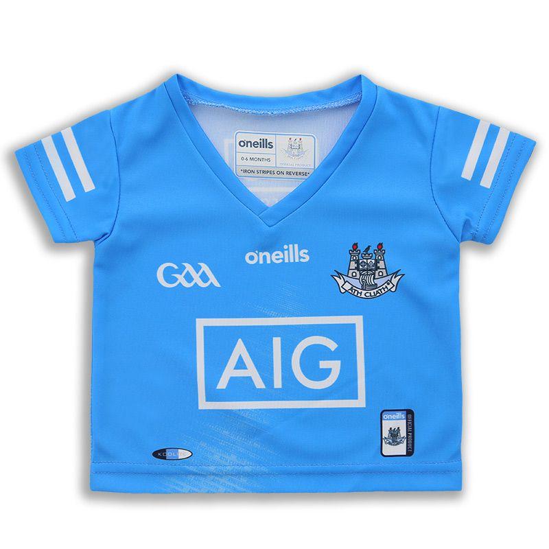 Dublin GAA Baby 2-Stripe Home Jersey