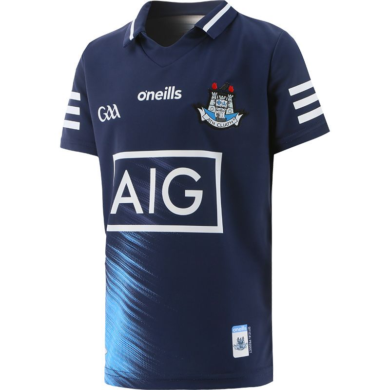 Dublin GAA Kids' Goalkeeper Jersey