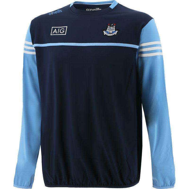 Dublin GAA Kids' Bolton Sweatshirt Marine / White / Sky