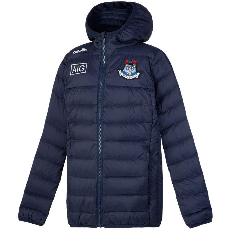 Dublin GAA Kids' Malone Down Filled Jacket Marine
