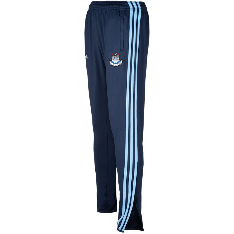 Dublin GAA Men's Dawson Brushed Skinny Pants 3S Marine / Sky / White