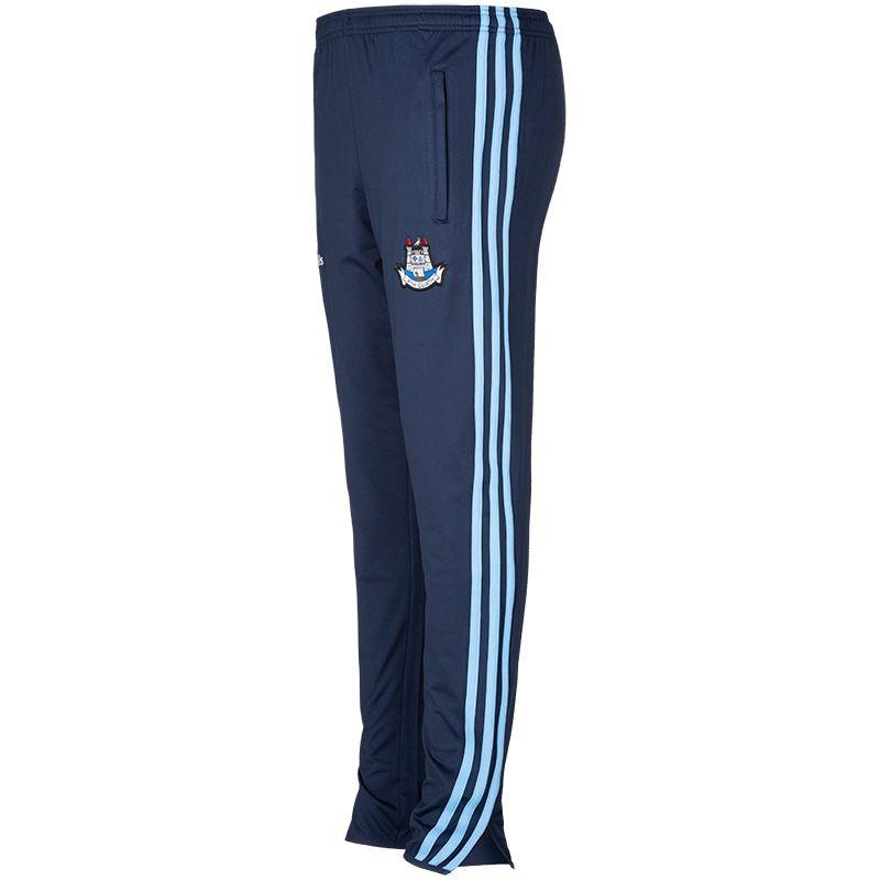 Dublin GAA Women's Dawson Brushed Skinny Pants 3S Marine / Sky / White