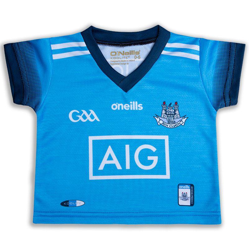 Dublin GAA Baby 2-Stripe Jersey