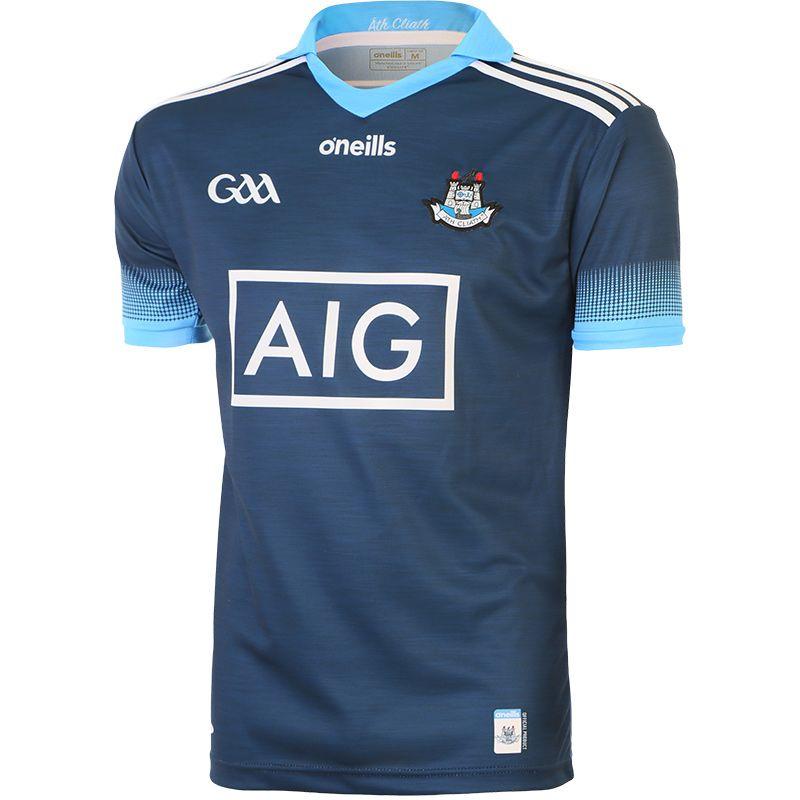 Dublin GAA Kids' Goalkeeper Jersey Navy