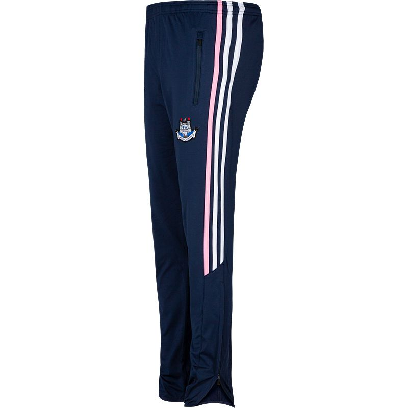 Dublin GAA Women's Nevis Brushed Skinny Pants Marine / White / Pink