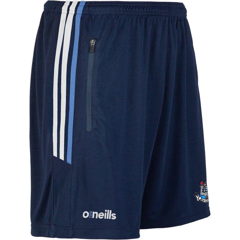 Dublin GAA Men's Nevis Shorts Marine / White / Sky