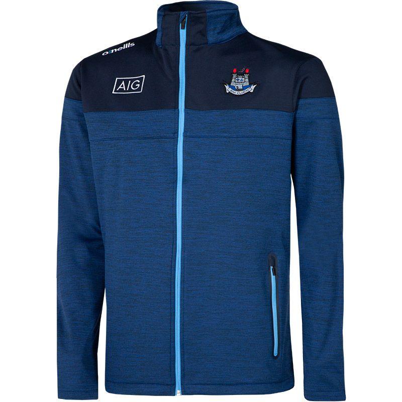 Dublin GAA Men's Nevis Soft Shell Jacket Marine / Sky