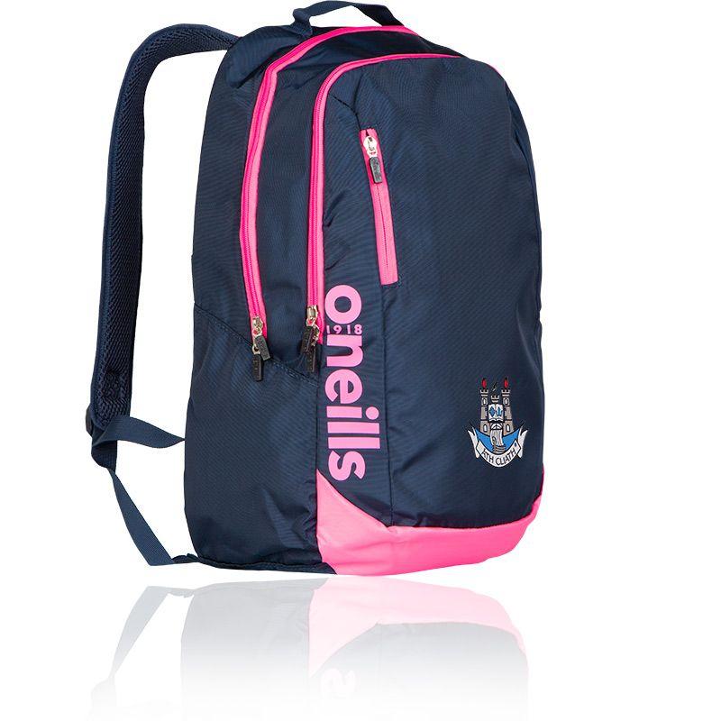 Dublin GAA Stanford Back Pack Marine Pink