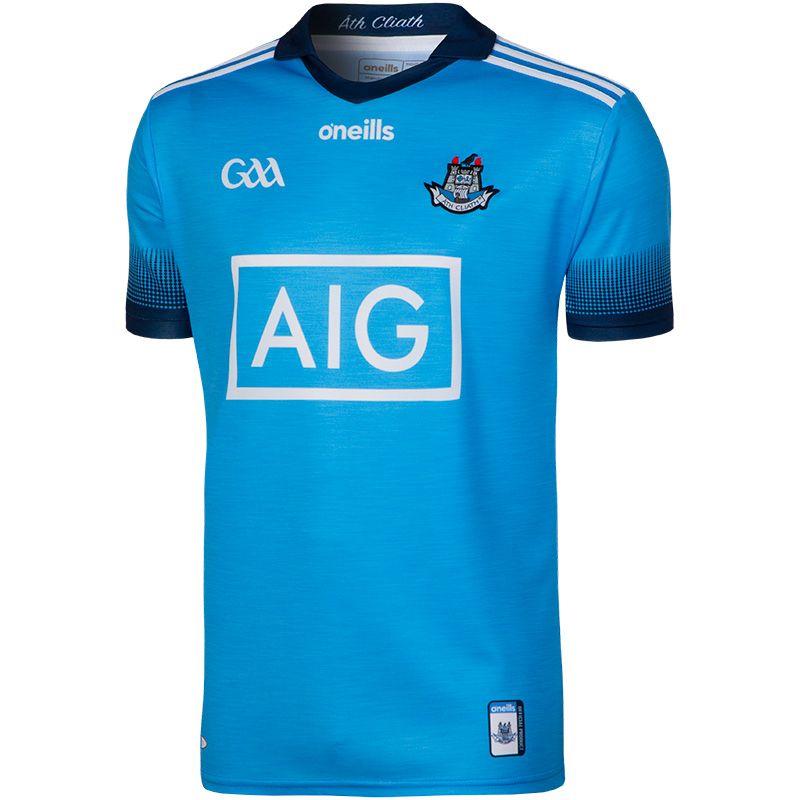 Dublin GAA Player Fit Home Jersey