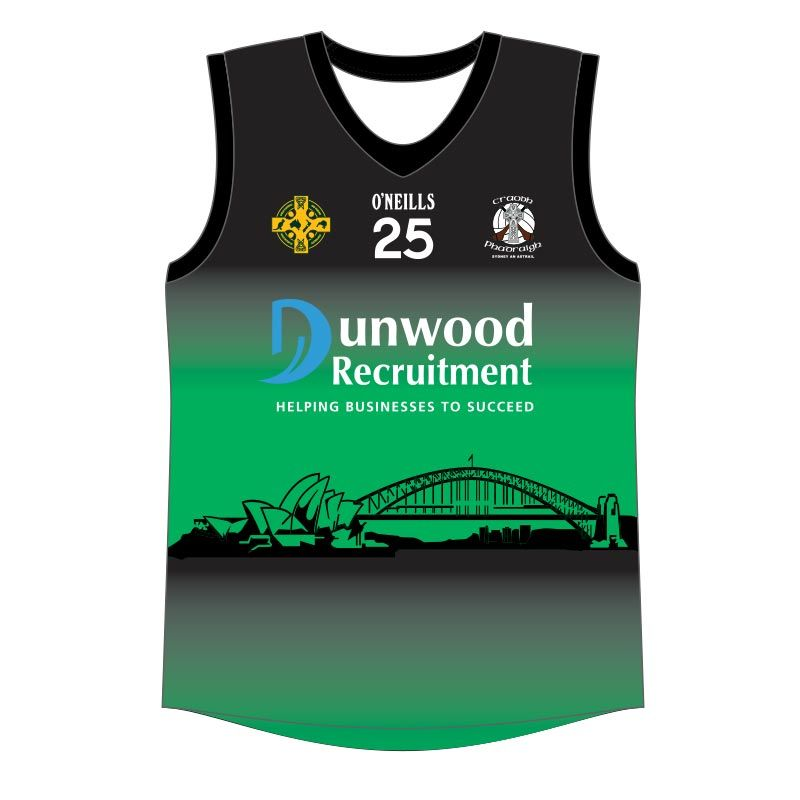 Craobh Phadraigh GAA Sydney Womens Vest (Dunwood 2017)