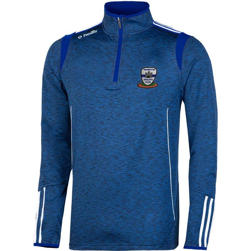 Dunboyne Athletics Club Solar Brushed Half Zip Top