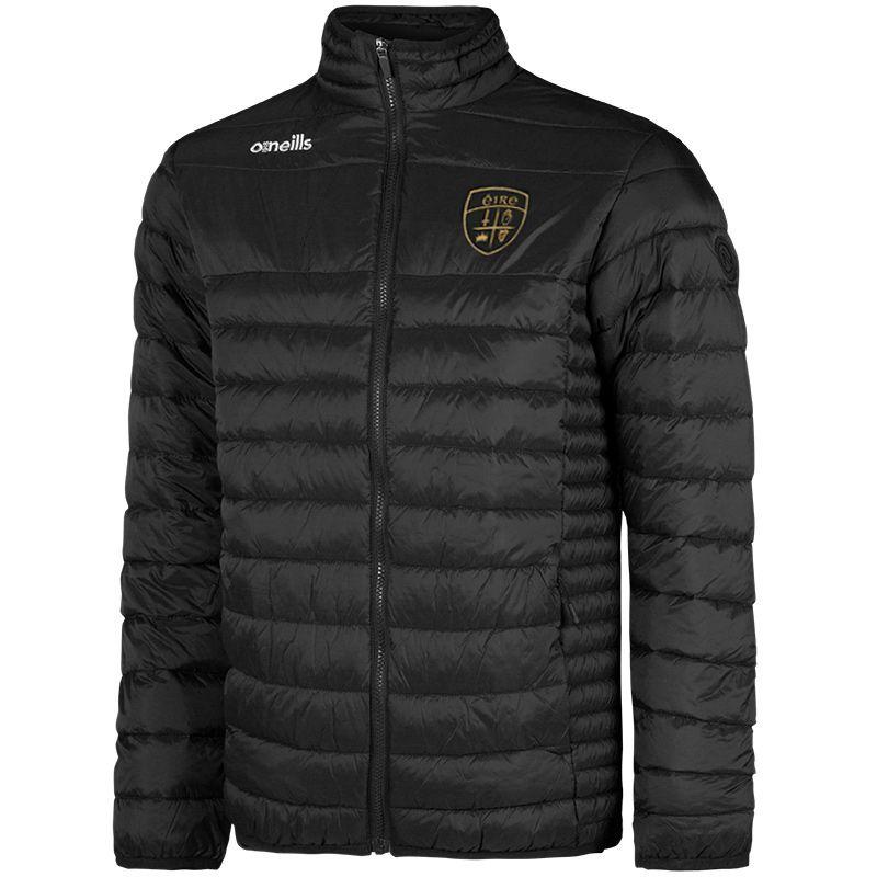 Men's Lennox Éire Padded Jacket Black