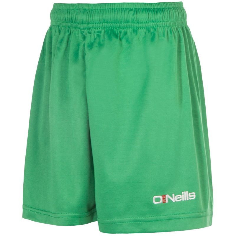 Kids' Aztec Shorts Green