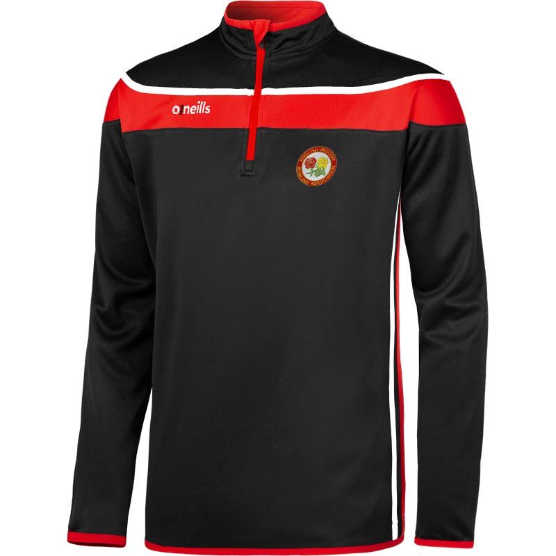 England Indoor Bowls Association Kids' Auckland Squad Half Zip