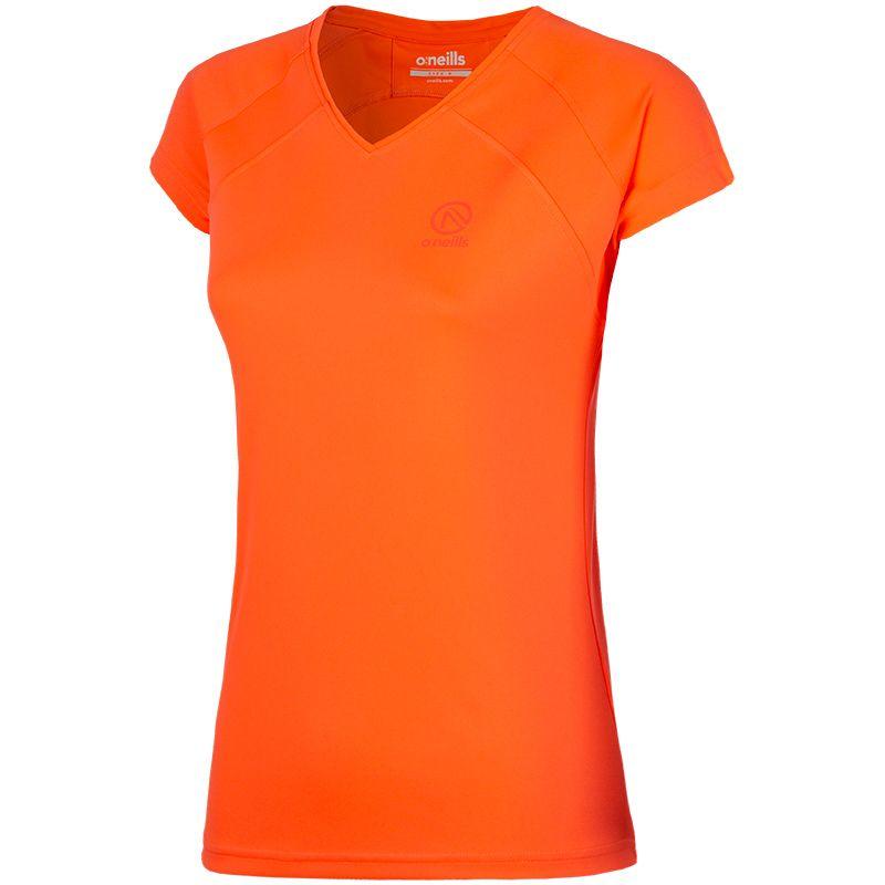 Women's Esme T-Shirt Orange